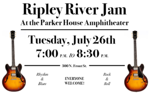 Ripley River Jam @ Parker House Amphitheater | Ripley | Ohio | United States