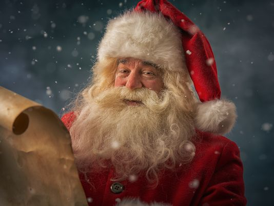 party with magic santa december 18th union township public library