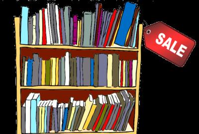 book sale union township public library