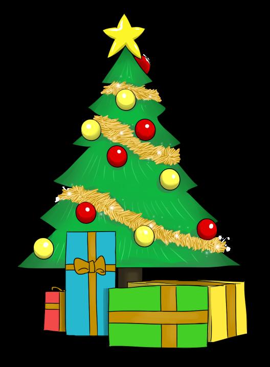Christmas Tree Preschool Craft