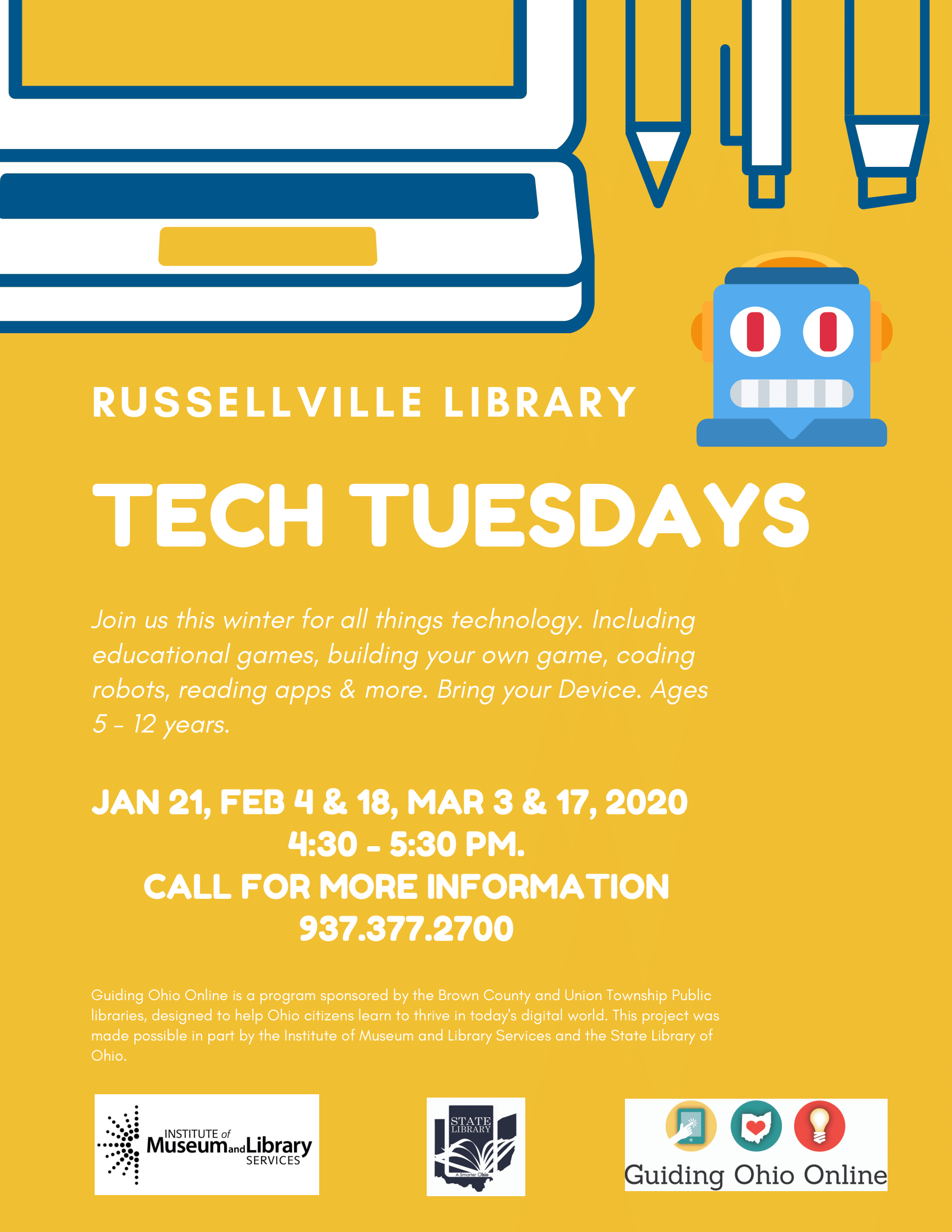 Tech Tuesdays - Russellville